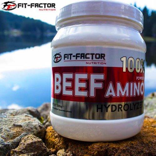 100% Телешки аминокиселини на прах