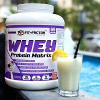 Whey Protein Matrix - протеинова матрица - 2270гр