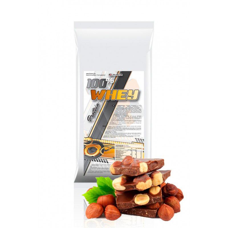 100% Whey Protein - Суроватъчен протеинов шейк  - 500гр