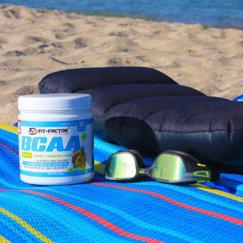 BCAA+ Възстановяваща разтворима напитка на прах