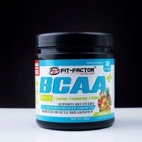 BCAA+ 8:1:1 аминокиселини за бързо възстановяване
