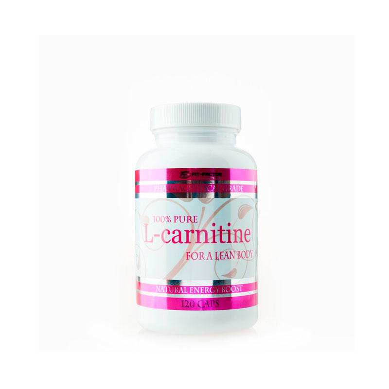 Л-карнитин 120 капсули - отслабване и издръжливост