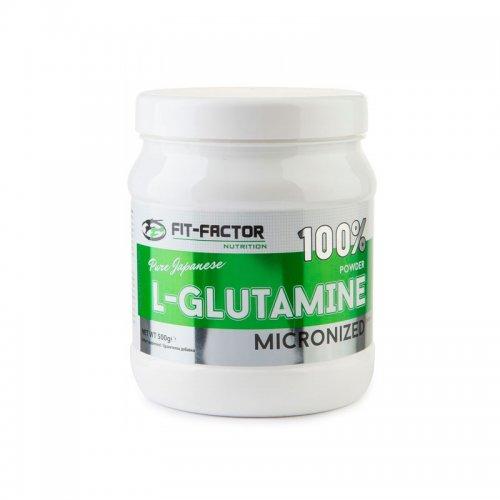 100% Л глутамин микронизиран