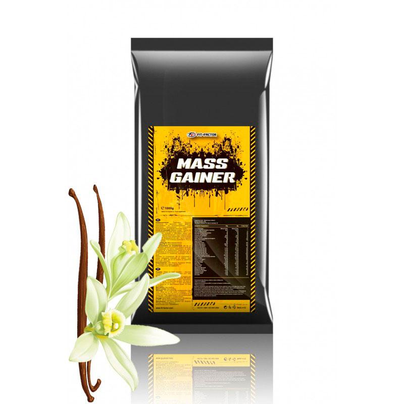 Гейнер за качване на мускулна маса, Mass Gainer- 1000гр.