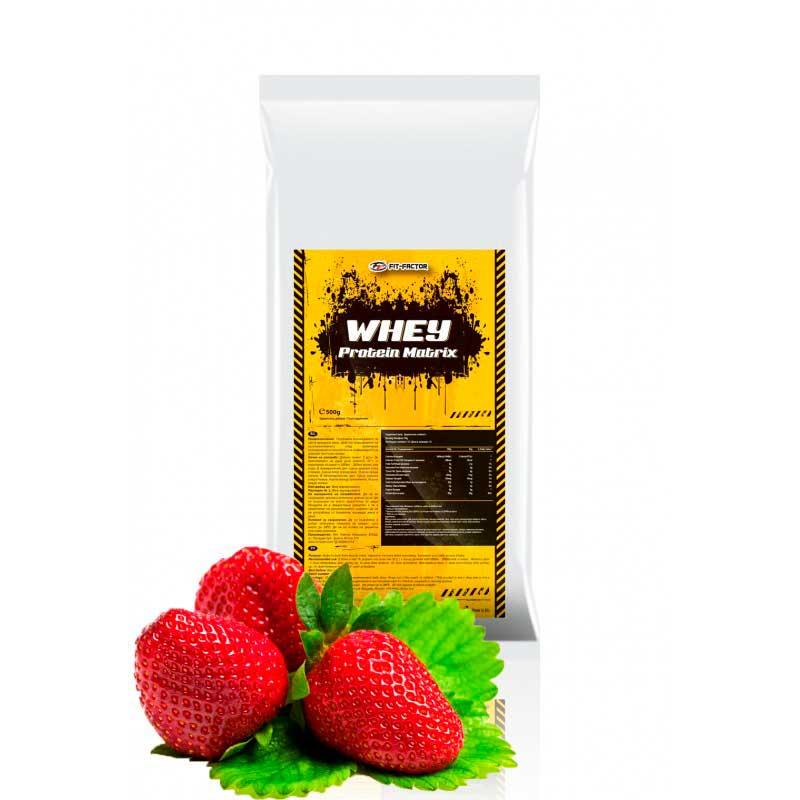 Whey Protein Matrix - протеинова матрица - 500гр